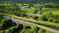 Royal Canal — taking Ireland's greenways up a gear