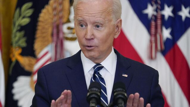 <p>President Joe Biden plans for the companies to pay a minimum tax rate on a country-by-country will in time weaken the lure of Ireland's 12.5% tax regime to attract huge US company investments, a leading economist has claimed.</p>