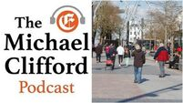 The Mick Clifford Podcast: Jude and Frank: Home is where the city is