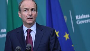 Fianna Fáil's           morale sinks to an all-time low as poll predicts a bleak           future for the party