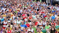 Thousands face anxious Dublin marathon wait as more than 16,000 places already snapped up