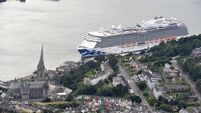 All hands on deck as Cork set to host 107 cruise liners