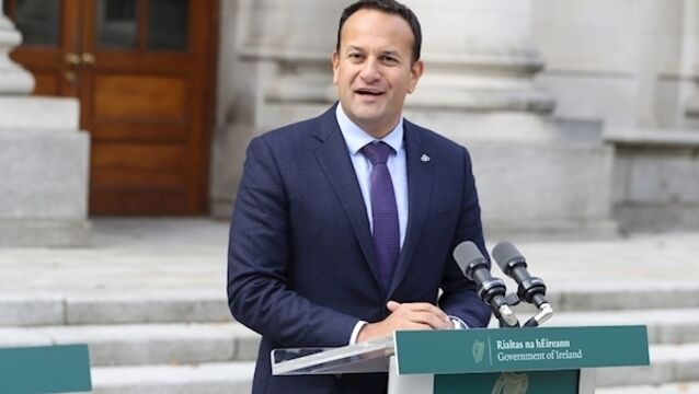 'Law and order must, and will, prevail' - Taoiseach meets with Quinn directors