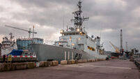 Hunt for new €200m vessel to replace ageing LÉ Eithne under way