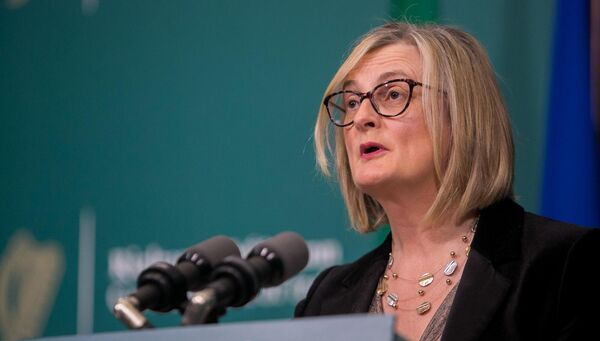 Liz Canavan, assistant secretary to the Department of An Taoiseach, said that a number of areas are being considered for reopening, but only if the public health landscape allows it. Picture:Gareth Chaney/Collins