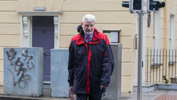 Former ICTU general secretary David Begg yesterday confirmed that he received a Covid-19 vaccine as chair of the Mater Hospital board - however, he claims that he was offered the vaccine, and did not ask for it. Picture: RollingNews.ie