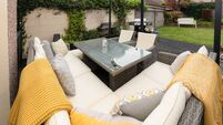 Go Close this 'al fresco' deal in Cork's Coolroe with a glass of outdoor bubbly