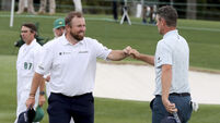 'I've always wanted to play Augusta like this': Shane Lowry in top-10 as Justin Rose charges into Masters lead