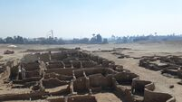 Archaeologists unearth ancient pharaonic city in Egypt