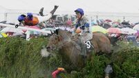 Remembering the Grand National Shay Barry exited in flying form