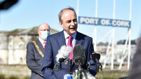 Taoiseach: NI must not return to 'dark place of sectarian murders and political discord'