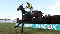 Randox Health Grand National Festival 2021 - Grand National Day - Aintree Racecourse