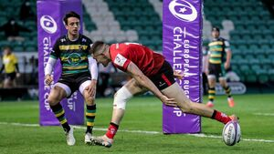 Ulster make hard work of seeing off stubborn Saints