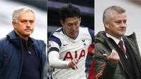 Jose Mourinho: Son Heung-min 'very lucky his father is a better person than Ole Gunnar Solskjaer'