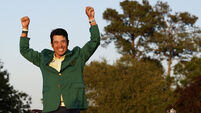 'I've been dreaming about it for 20 years': Matsuyama savours Masters win