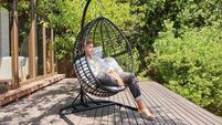 Lidl's sell-out hanging garden chair is returning to the middle aisle this month