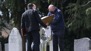 Gardaí continue to investigate discovery of suspected skeletal remains