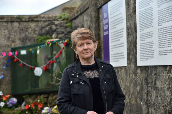 Historian and campaigner Catherine Corless will address the Children's Committee on Wednesday. Picture: Ray Ryan