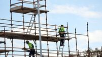 Builders return to residential sites eager to make up lost ground