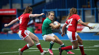 Wales v Ireland - Guinness Women's Six Nations - Cardiff Arms Park