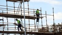 Fewer PUP claims as restrictions ease and construction workers return to sites