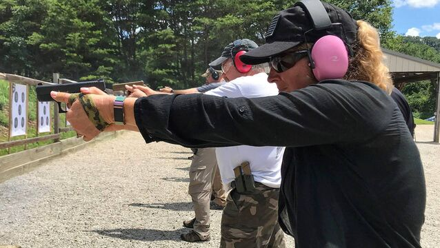 <p>Teachers Training to Kill</p>