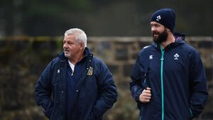 Warren Gatland knew for a 'long time' that Andy Farrell would not join Lions staff