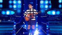Watch: Cork singer-songwriter Emmo impresses judges on new BBC gameshow