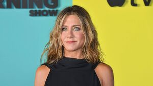 Jennifer Aniston reveals adoption news during Friends reunion filming - reports