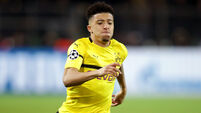 Jadon Sancho File Photo
