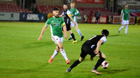 Cork City 'not pushing the panic button just yet', says Gearóid Morrissey