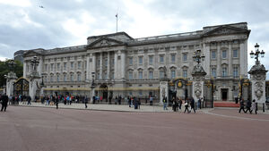 Axe-wielding man arrested near Buckingham Palace