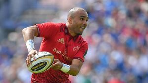 Simon Zebo makes salary sacrifice to rejoin Munster