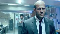Statham shows softer side in surprisingly tender 'Hummingbird'