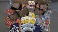 Two due in court in following €1m cannabis seizures in Louth and Monagan