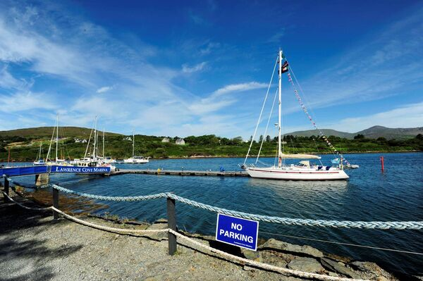 Lawrence Cove Marina on Bere Island, West Cork. /Picture: Denis Scannell