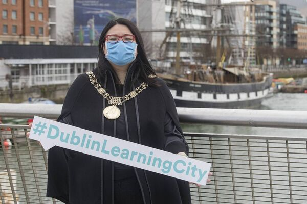 The Green party chairwoman Hazel Chu, Lord Mayor of Dublin has been a highly impressive political performer. She topped the poll in the 2019 local election in Dublin, with almost double the quota needed.
