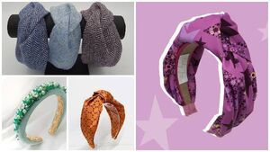 Cover your lockdown grey hair with these headbands from Irish makers