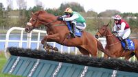 Carrolls Cottage posts classy performance under top weight at Limerick