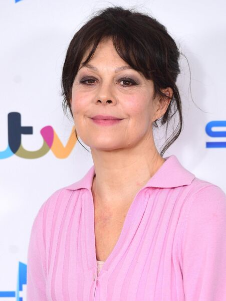 "Helen McCrory ""died as she lived. Fearlessly"". Picture: Ian West/PA Wire"