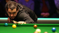 Ronnie O'Sullivan file photo