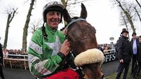 'I loved him dearly': Davy Russell remembers 'unbelievable' Presenting Percy