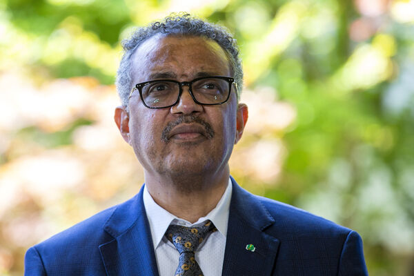 Dr Tedros said some countries that had been able to avoid widespread Covid-19 outbreaks are now seeing steep increases
