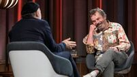 Neil Jordan tells Tommy Tiernan Show he was struck by Tom Cruise's 'vampiric' lifestyle