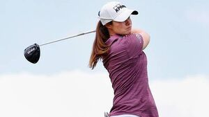 Ireland's Leona Maguire eagles 17 to seal best LPGA finish and over €105,000