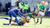 Ireland v France - Guinness Women's Six Nations - Energia Park