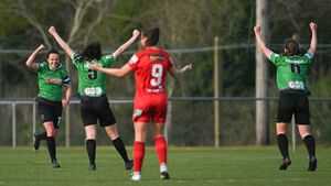 WNL: Áine O'Gorman strike seals derby win for defending champions Peamount United