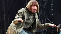Gallagher rows back on 'I'll never play Glasto again' vow