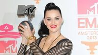 Katy beats Gaga to 'Best Female' gong at EMAs