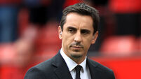 Gary Neville File Photo